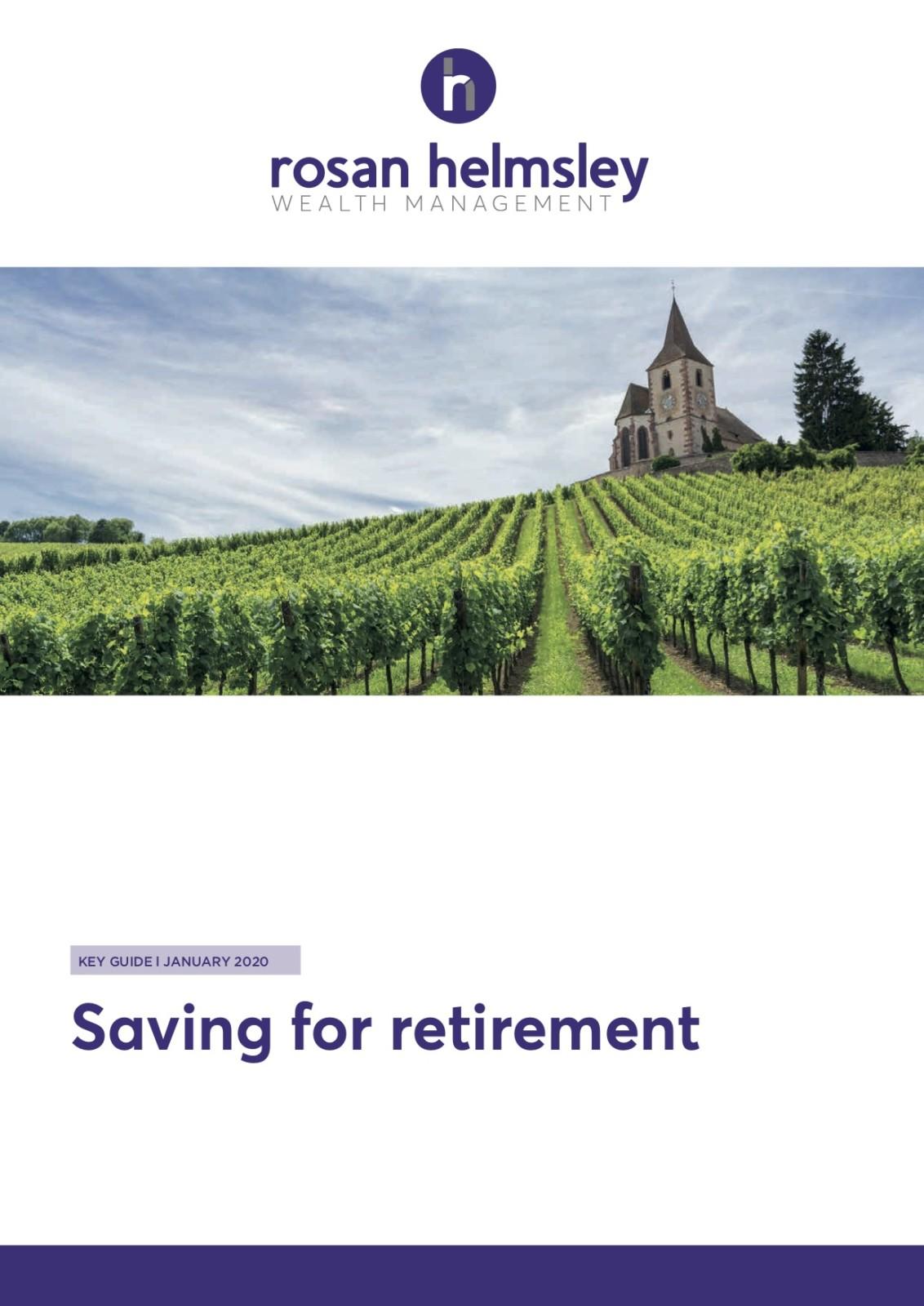 Saving for Retirement 9