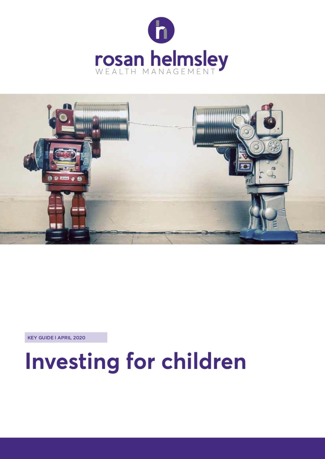 Investing for Children 8