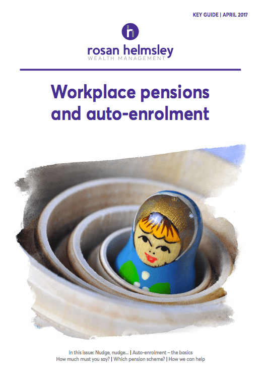 Workplace Pensions 1