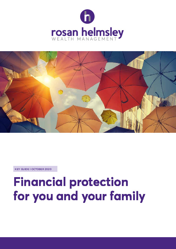 10.20 Key Guide - Financial Protection