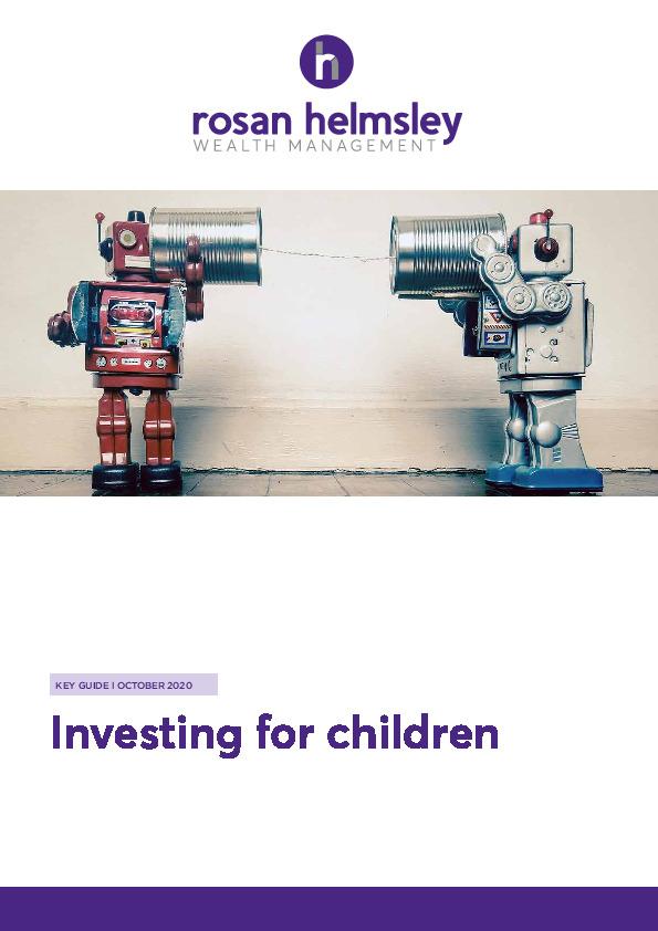 10.20 Key Guide - Investing for Children