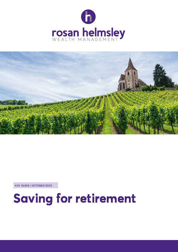 10.20 Key Guide - Saving for Retirement