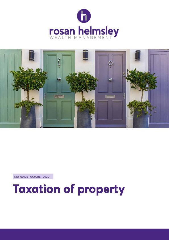 10.20 Key Guide - Taxation of Property