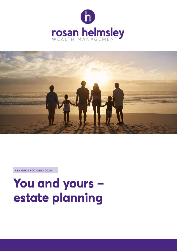 10.20 Key Guide - You and Yours Estate Planning